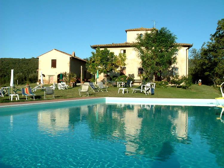 Agriturismo toscana piscina agriturismo siena a san gimignano villa toscana vacanze in - Agriturismo san gimignano con piscina ...